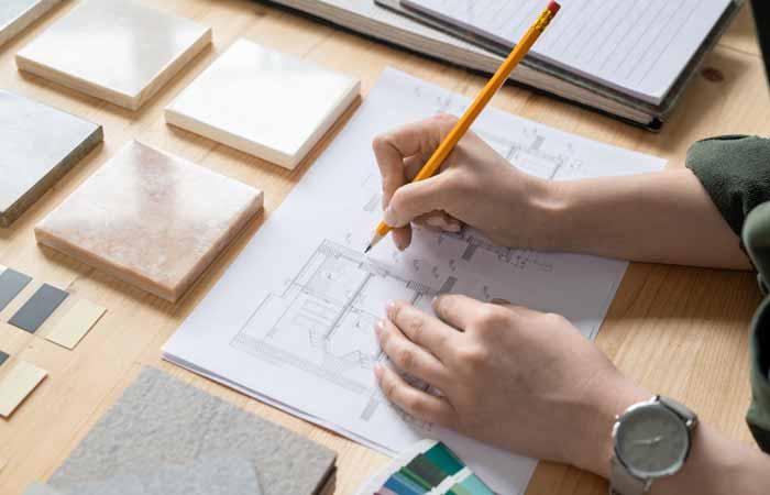 Designing floorplan