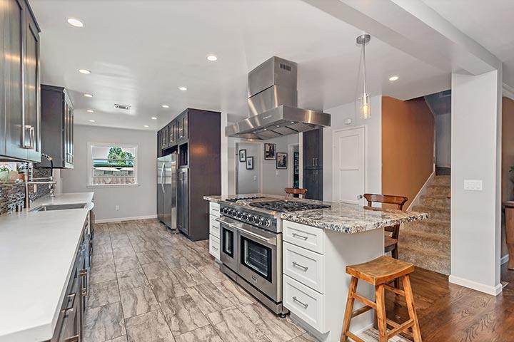 Long Beach Kitchen Remodeling