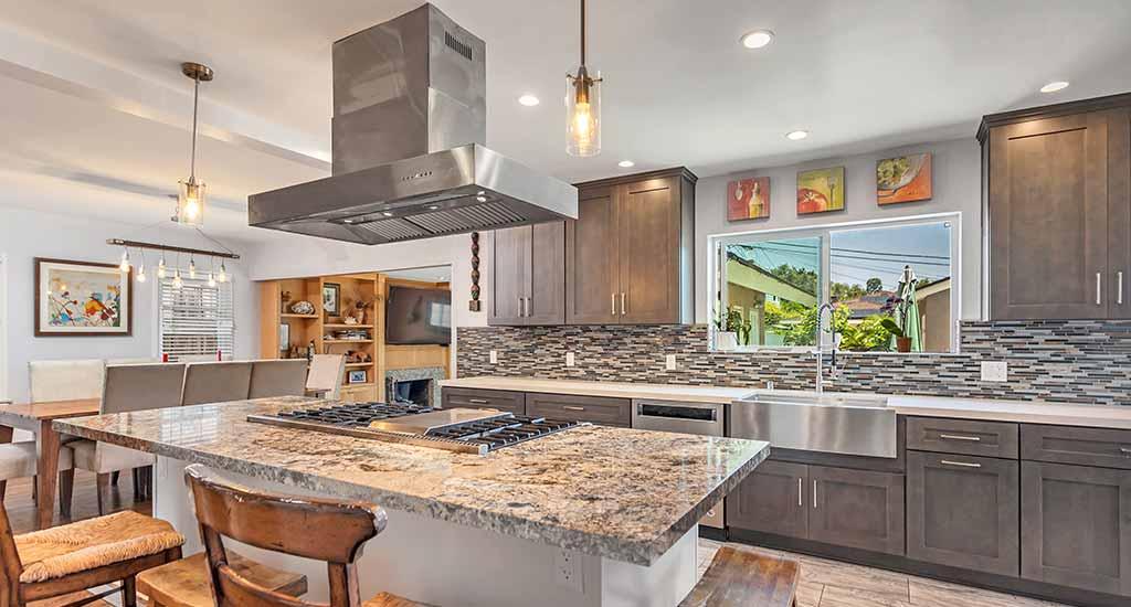 Long Beach Kitchen Remodel