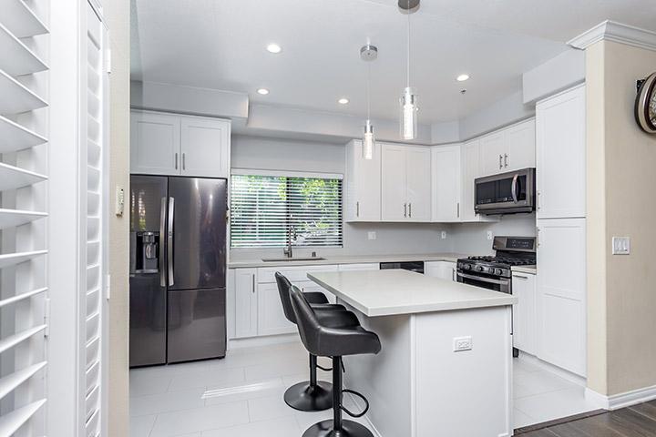 Pasadena kitchen after